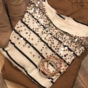 Loft Sparkle tunic